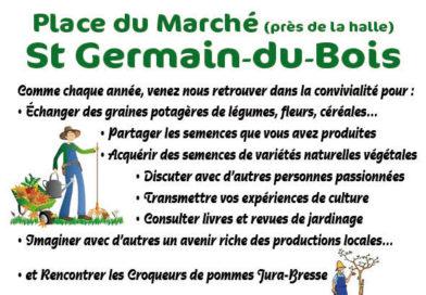 Bourse aux Semences – 6 Mars 2021